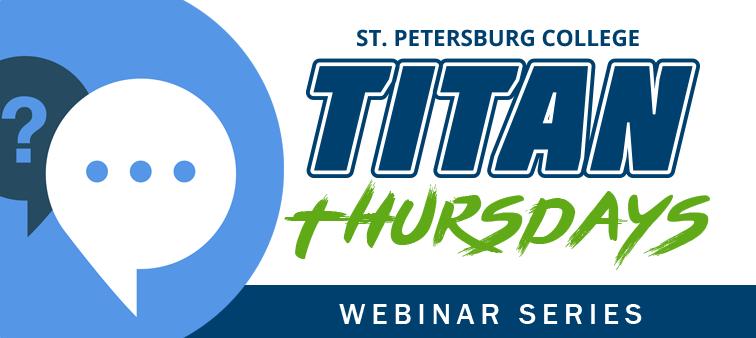 Titan Thursdays at St  Petersburg College